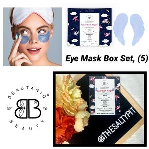 Just In! NIP Beautaniq Beauty Guardian Eye Masks,5